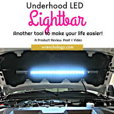 Rechargeable LED Under Hood Light Product Review