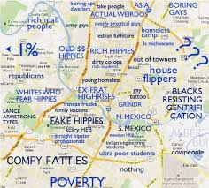 san francisco judgmental map albert bui presents this judgmental map with one added