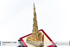 Burj Khalifa Burj Khalifa Model Winnerdubai