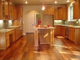 varied wood paneling and floors