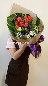 ta florist 情人节 爱情故事 私人订制情人节花束 打造属于你和 ta的