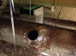 crawl space exhaust fan what is the best way to deal with crawl space air