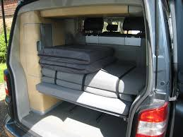 volkswagen california interior vw memory foam mattress toppers