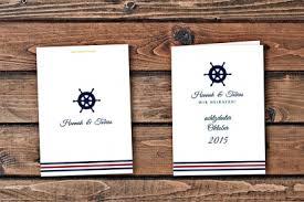 hochzeitskarten design maritime einladungskarte hochzeitskarte mit steuerrad