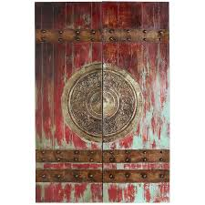 chinese doors art red pier 1 imports collectables