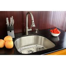 kitchen sink and faucet combo undermount 1 bowl kitchen sink faucet combo w strainer grid