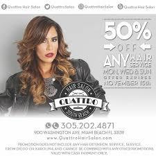 quattro hair salon home facebook