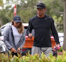 Tiger Woods Golf Legend Tiger Woods Seen For The First Time Following Shock