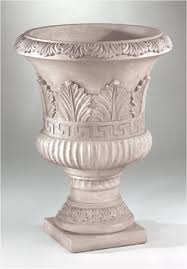 Urn Planters With Pedestal Garden Vases Garden Urns Planters And Vases From Statue Com