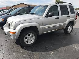 2002 jeep limited 2002 jeep liberty limited 4dr 4wd suv in lapeer mi dave knapp