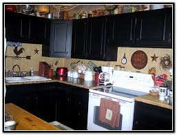 Primitive Kitchen Cabinets Black Primitive Kitchen Cabinets Home Design Ideas