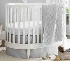 Pottery Barn Kids Baby Bedding Blythe Oval Crib Pottery Barn Kids Pottery Barn Baby To Teens