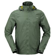 mens green waterproof jacket ob free delivery over 20 urban beach