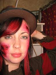Freddy Krueger Halloween Makeup The World U0027s Best Photos Of Burn And Latex Flickr Hive Mind