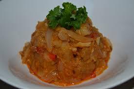 mirliton cuisine touffé d aubergine et de mirliton mangeons lakay