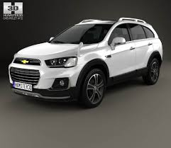chevrolet captiva interior 2016 chevrolet captiva jp 2015 3d model hum3d