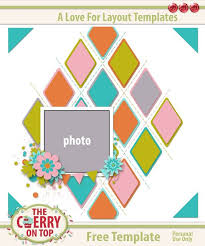 691 best free templates digital scrapbooking images on