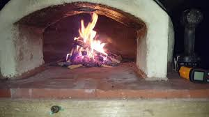 vermiculite pizza oven youtube