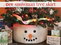 snowman tree the best diy snowman tree topper for the season
