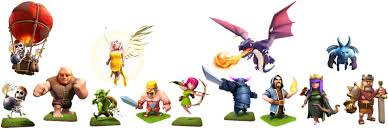 Clash Of Clans All Troops | troop strategy guides clash of clans wiki fandom powered by wikia