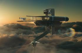 my next house in the clouds tom cruise oblivion friday