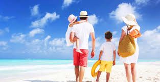 blue family in the night garden sunny isles florida resort marenas beach resort
