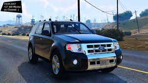ford escape 2012 new enb top speed test gta mod future youtube