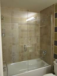 Bathtub In A Shower Installing A Shower Door On A Tub Useful Reviews Of Shower