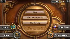 hearthstone android review hearthstone for android reactor