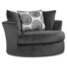Comfortable Living Room Chairs Design Ideas Swivel Chairs Stylish Oversized Chair Wayfair For 8