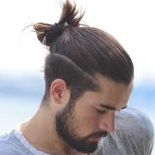 top knot hairstyle men top knot hairstyle men inspiration men hairstyles 2018