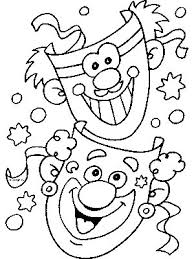 carnivals kids carnival coloring pages ccw vbs