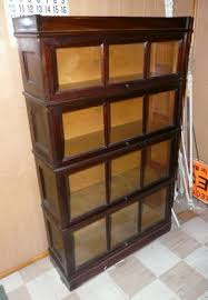 macy u0027s stacking barrister bookcase collectors weekly