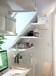 Ikea Dressing Sous Pente by Ekby Riset Shelf Brackets Allow You To Take Advantage Of The Space
