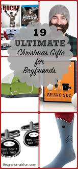 gifts for boyfriends 19 ultimate christmas gifts for boyfriends tgif this is