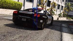 ferrari f430 custom ferrari f430 scuderia pursuit police add on replace