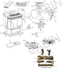 irfsdv34 irfsdv34 the cozy cabin stove u0026 fireplace parts store