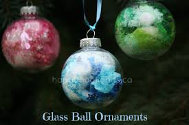 glass ornament for happy hooligans