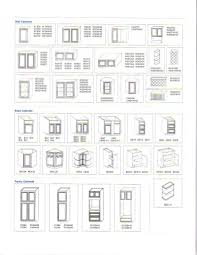 Standard Kitchen Cabinet Sizes Us Modern Cabinets - Base kitchen cabinet dimensions