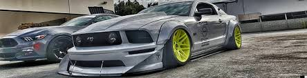 mustang 2005 kit 2005 2009 ford mustang kits ground effects