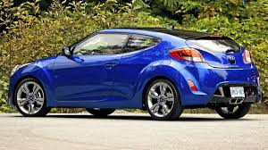 hyundai veloster third door u0027s the charm the globe and mail