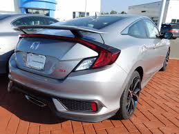 2017 new honda civic coupe si manual at honda of fayetteville