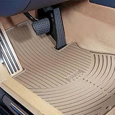 bmw oem beige rubber floor mats e46 3 series sdn wgn cpe non