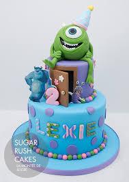 monsters cake pinteres