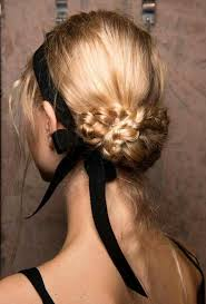 hairstyles in queens way 167 best ribbon hairstyle images on pinterest ribbon hairstyle