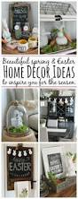 Preparing Your Home For Spring Momfessionals Easter Decorating Easter Spring Touches