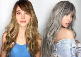 average tip for a haircut 55 long haircuts with bangs for 2018 tips for wearing fringe