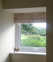 gallery pattern matching on roman blinds for a bay window idolza
