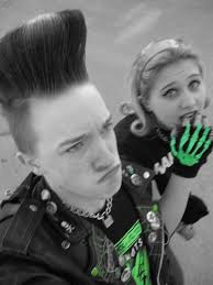 is there another word for pompadour hairstyle as my hairdresser dont no what it is pompadour quiff psycho pomp rockabilly pomp what s the