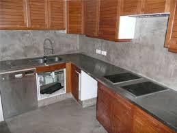 béton ciré sur carrelage mural cuisine bemerkenswert beton cire sur carrelage cuisine on decoration d